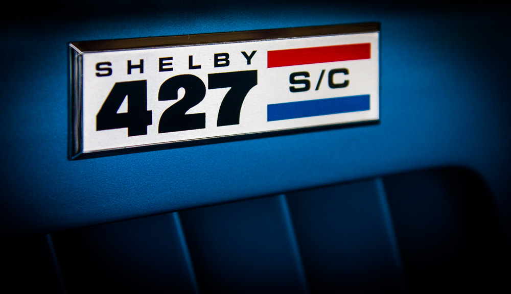 Photograph Shelby 427 by Paul Bartell on 500px
