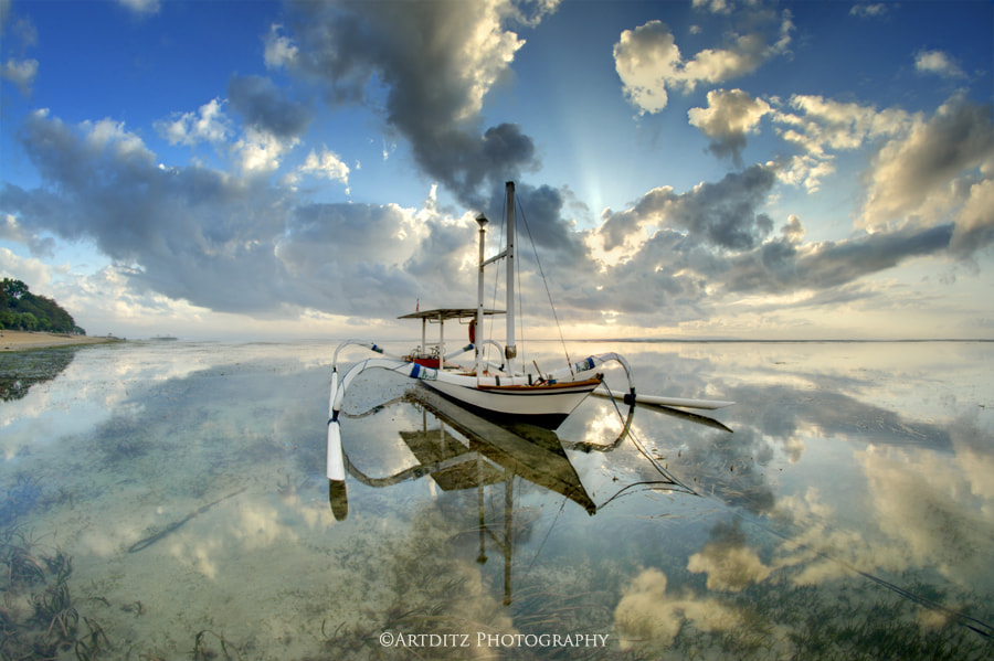 Photograph Morning Reflection by art-ditz photography on 500px
