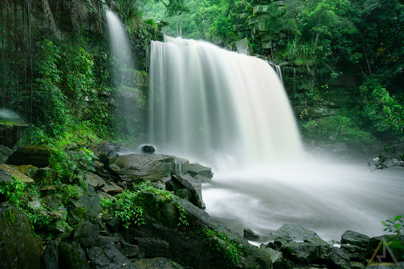 Photograph Hidden waterfall by La Mo on 500px