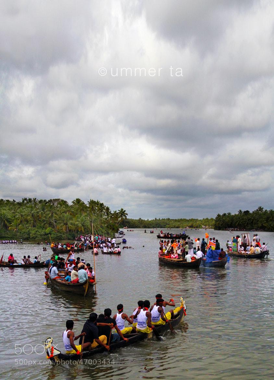 Photograph Vallam Kali by Artist Ummer Ta  on 500px
