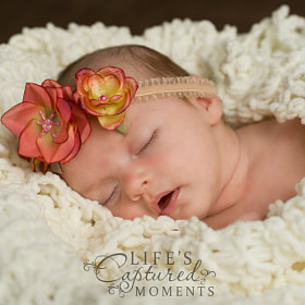 Sleeping Beauty - newborn
