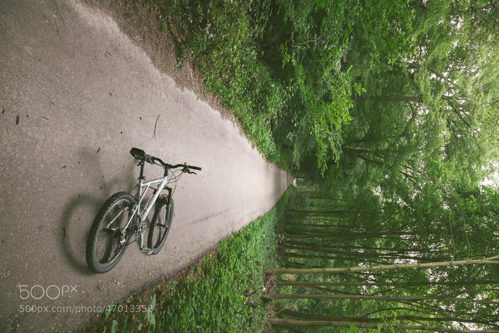 Photograph ride your way by Christian Richter on 500px