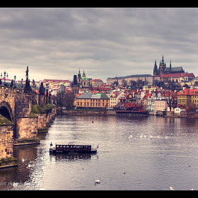 A view to St. Vitus by Kate Eleanor Rassia on 500px.com