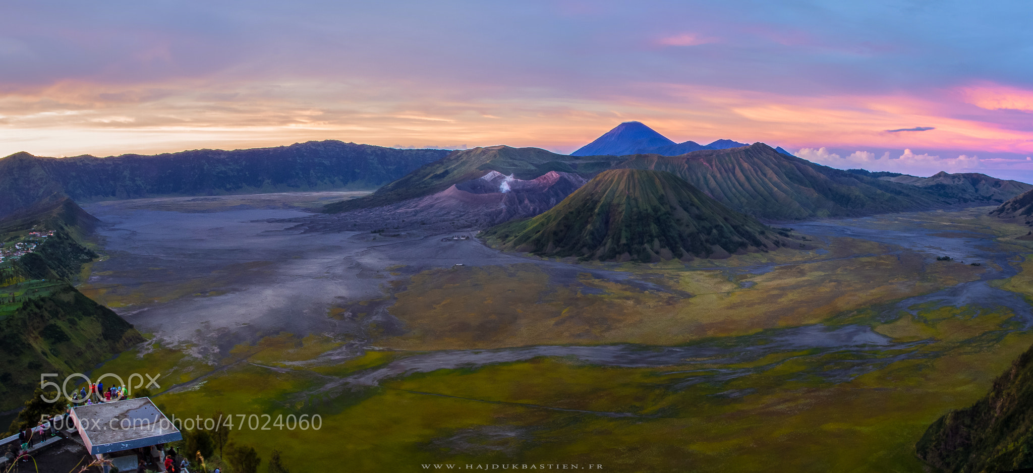 Photograph Sunrise on Bromo by Bastien HAJDUK on 500px