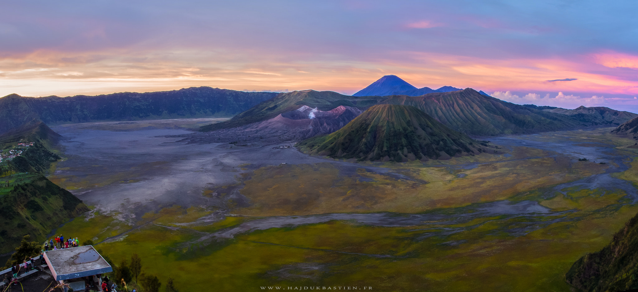 Photograph Sunrise on Bromo by Bastien HAJDUK on 500px