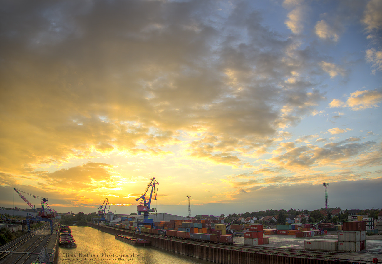 Photograph Golden Harbour by Elias Näther on 500px