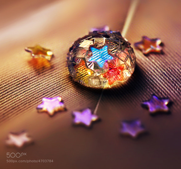 Photograph starshine junkie by Beauty  on 500px
