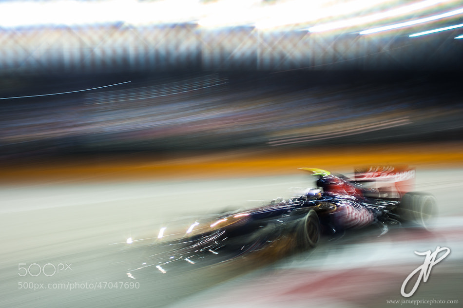 Photograph Sound Blur by Jamey Price on 500px