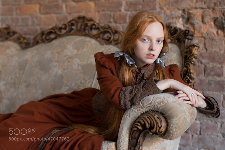 Model: Olga, Saintpetersburg