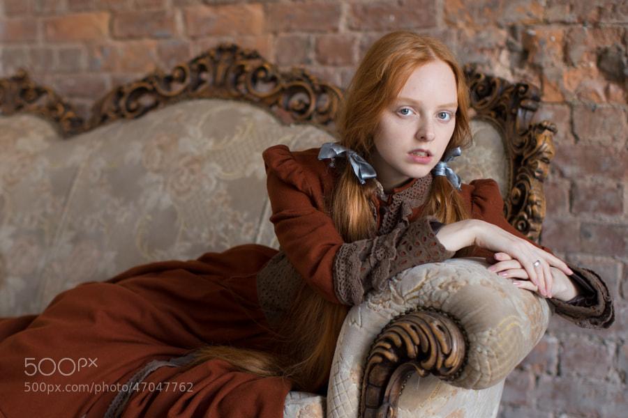 Model: Olga, Saintpetersburg