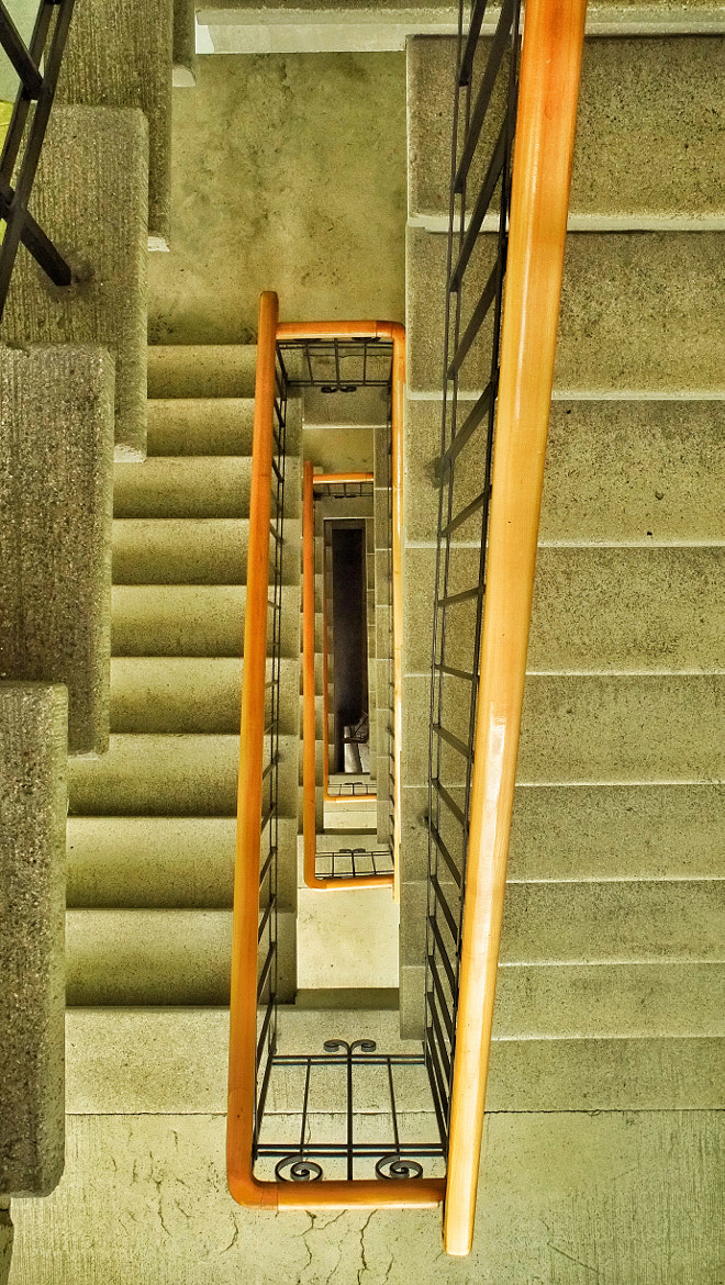 Photograph Stairwell by Leopold Bloom on 500px
