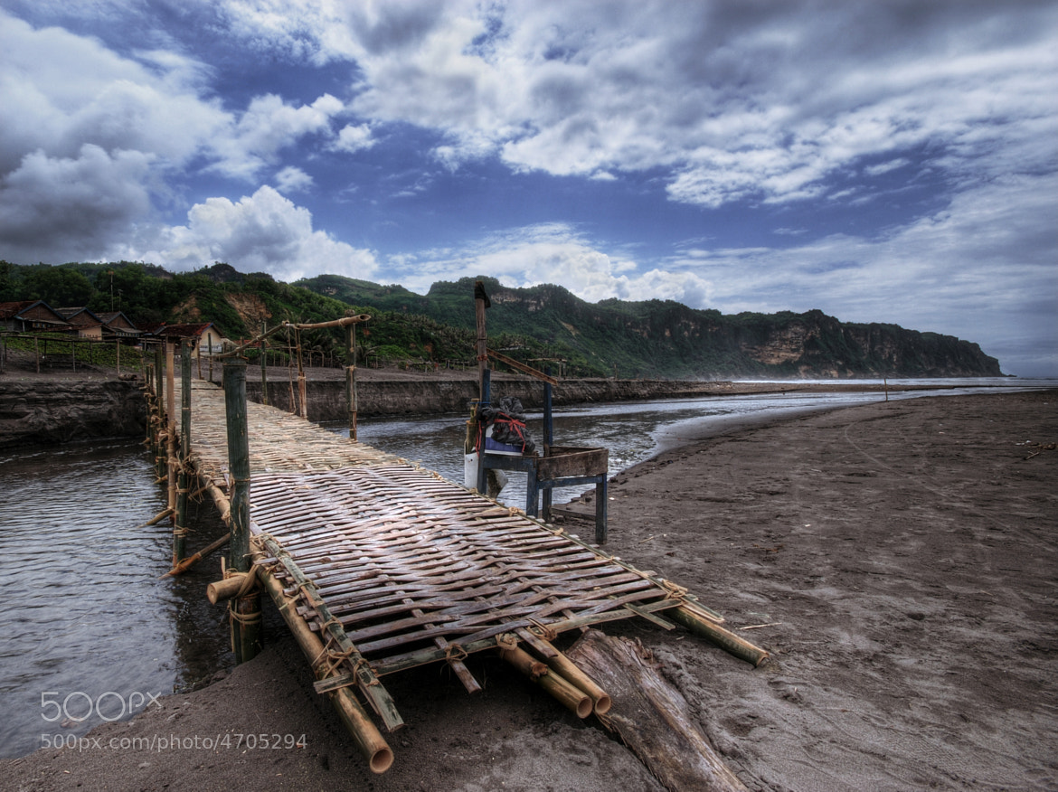 Photograph Parangtritis by mayonzz on 500px
