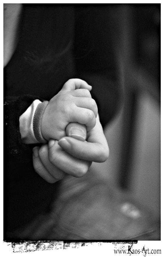 Photograph Your Hand In Mine by Anna Bechis on 500px