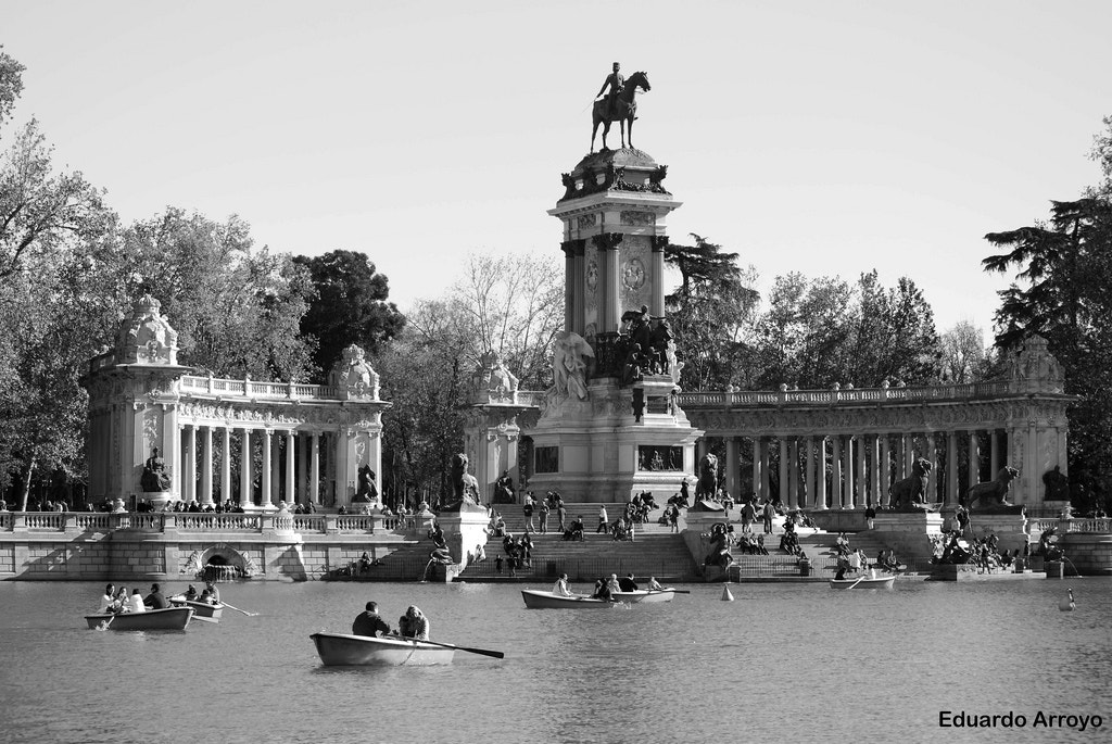 Photograph El Retiro(Madrid) by Eduardo Arroyo Martin on 500px