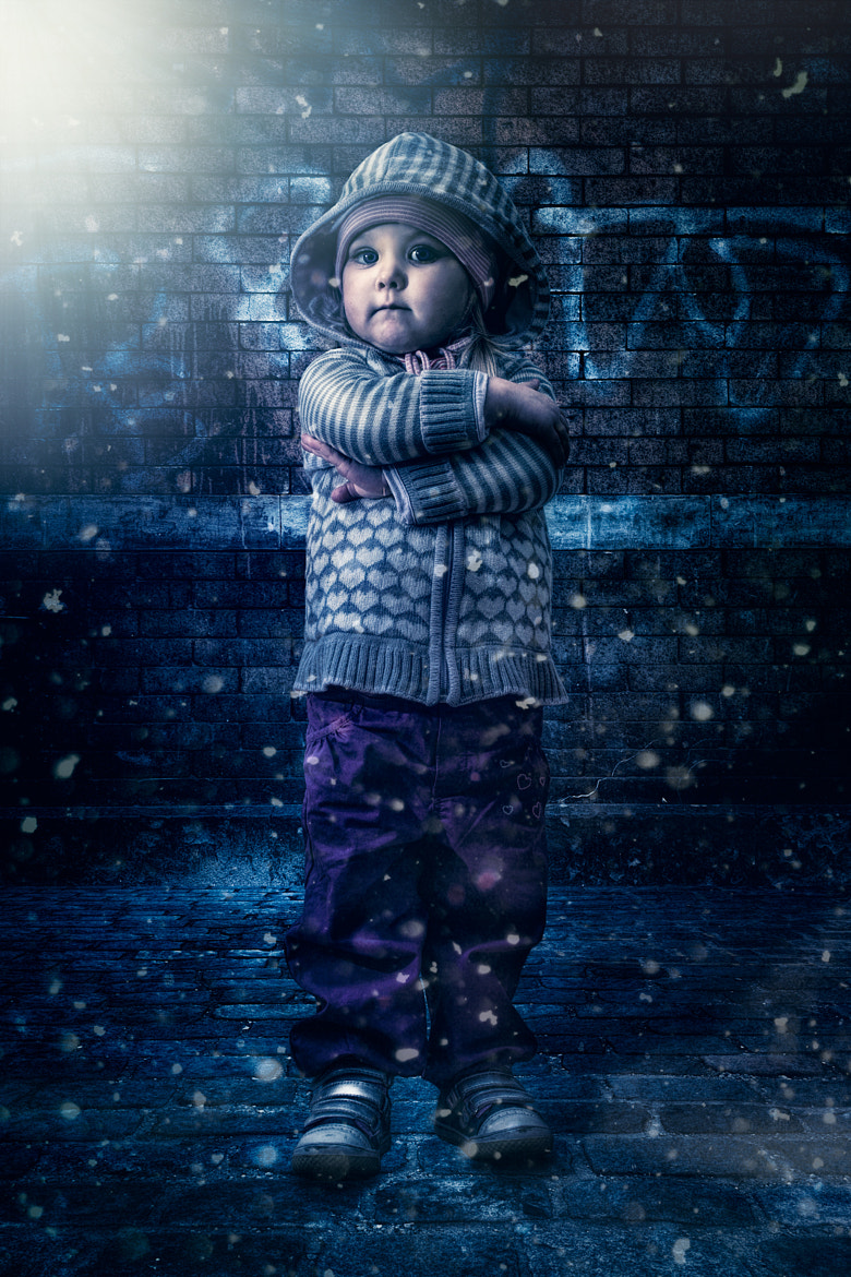 Photograph Little Gangsta by Colin Saks on 500px