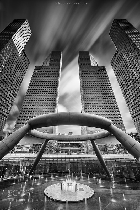 Photograph Suntec Revisited by Ren Hui Yoong on 500px
