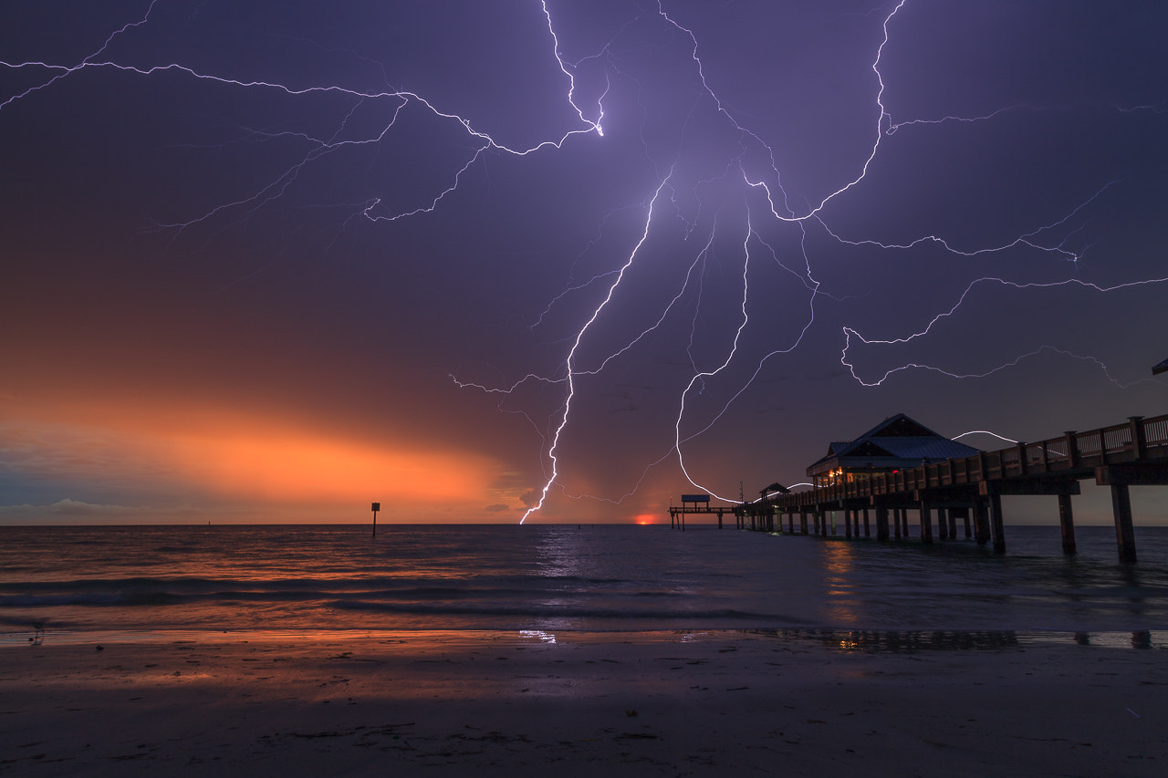 Photograph Lightning by Paul Ciura on 500px