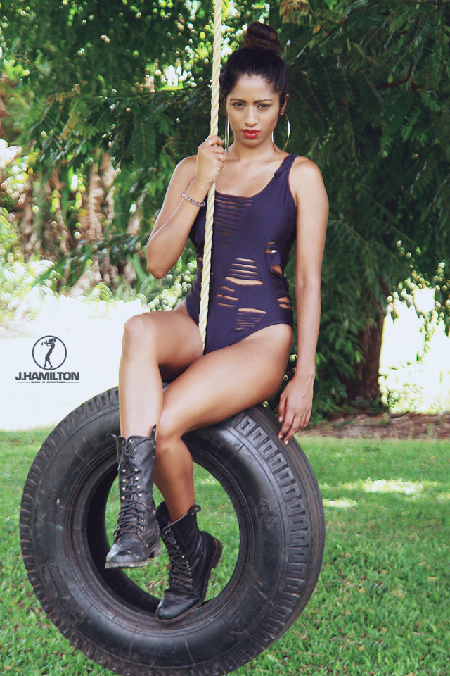 Photograph Stef Kalloo 'Wrecking Tyre Swing' by JHamilton TT on 500px