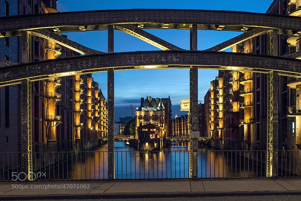 Photograph Hamburg <3 by Sebastian  Warneke  on 500px
