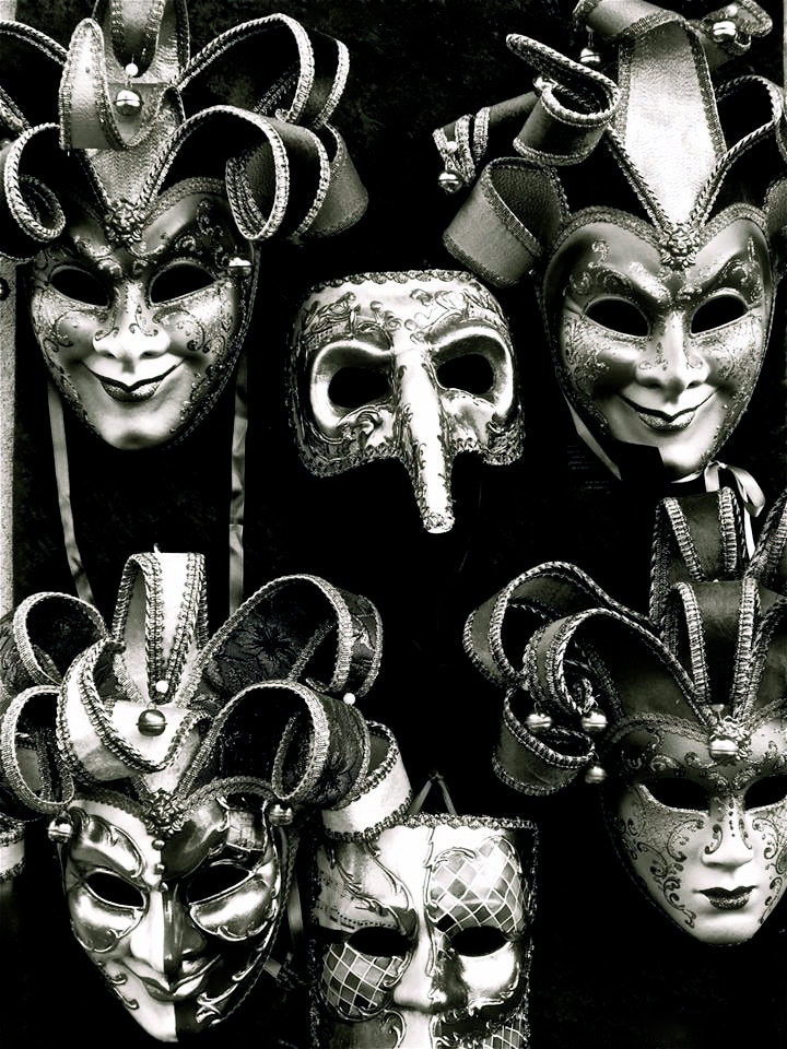 Photograph Mask Parade by Kevin Haggith on 500px