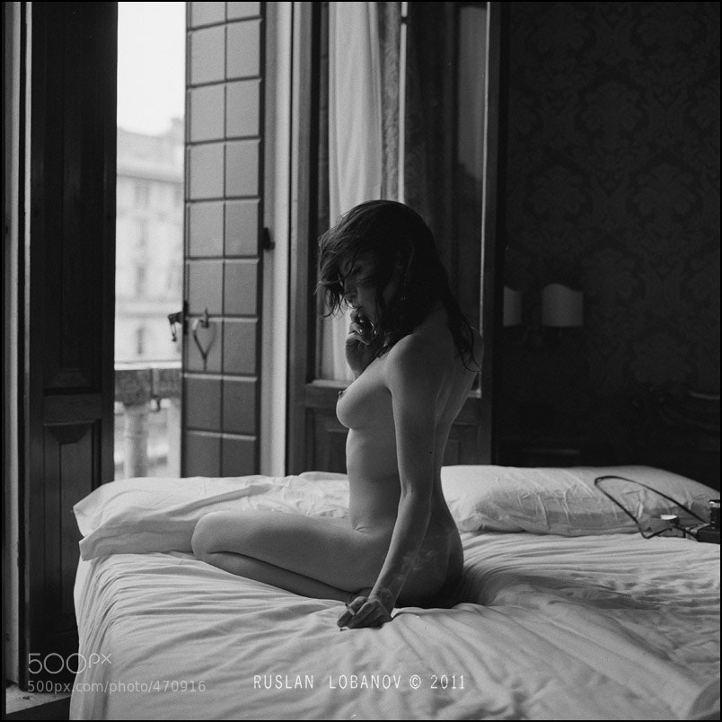nude photo - Venetian diary by Ruslan Lobanov