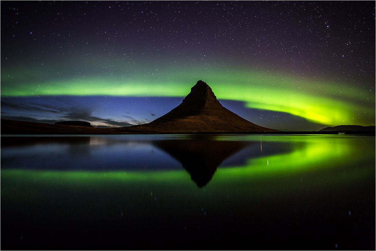 Photograph Stars and Aurora by Sus Bogaerts on 500px
