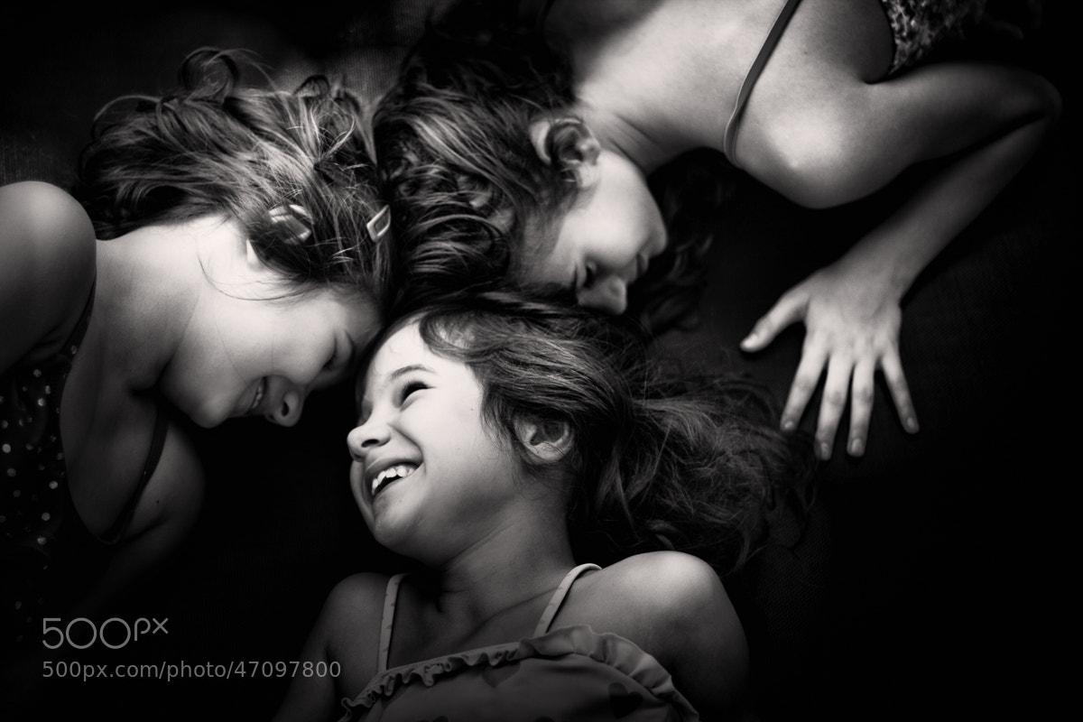 Photograph Three smiles by Tatiana Avdjiev on 500px