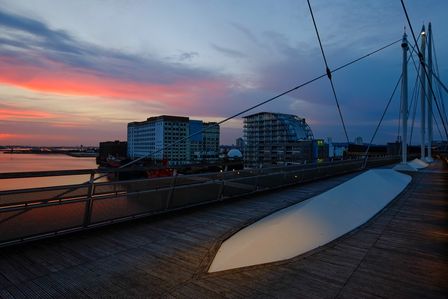 Royal Docks Sunrise