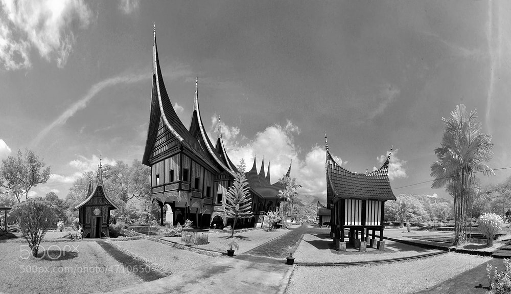 Photograph Traditional house  Padang by Jose Hamra on 500px