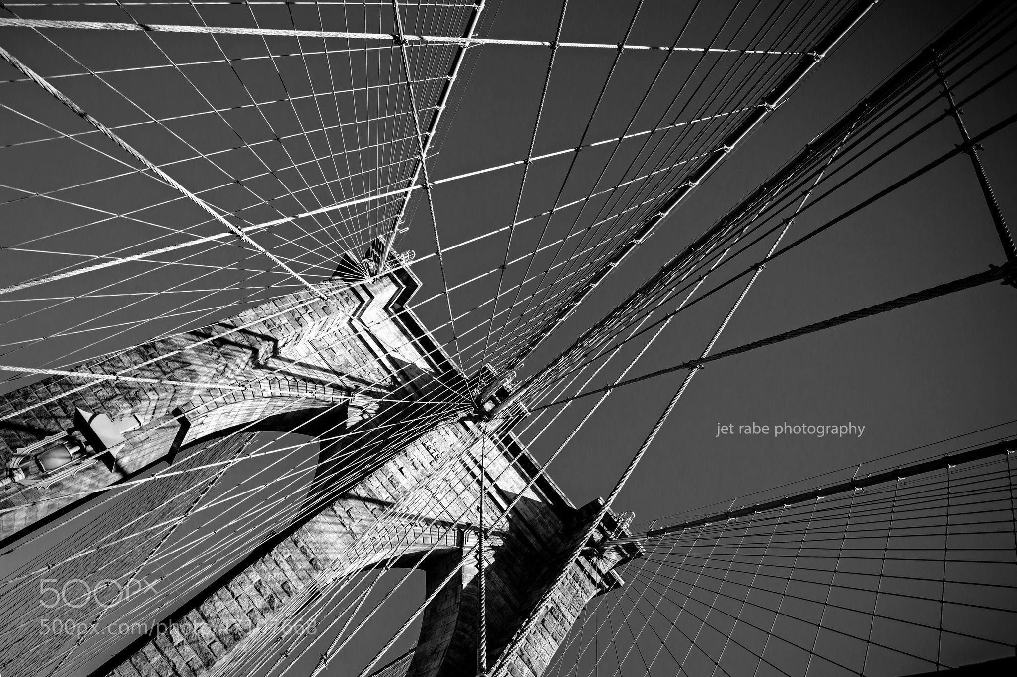 Photograph The Bridge by Jet Rabe on 500px