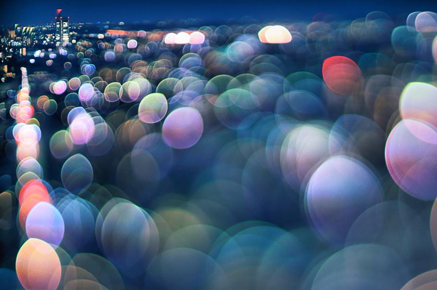 night view of Setagaya by takashi kitajima on 500px