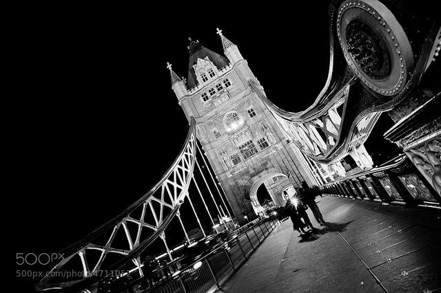 Photograph Tower Bridge by Celine Blaszykowski on 500px