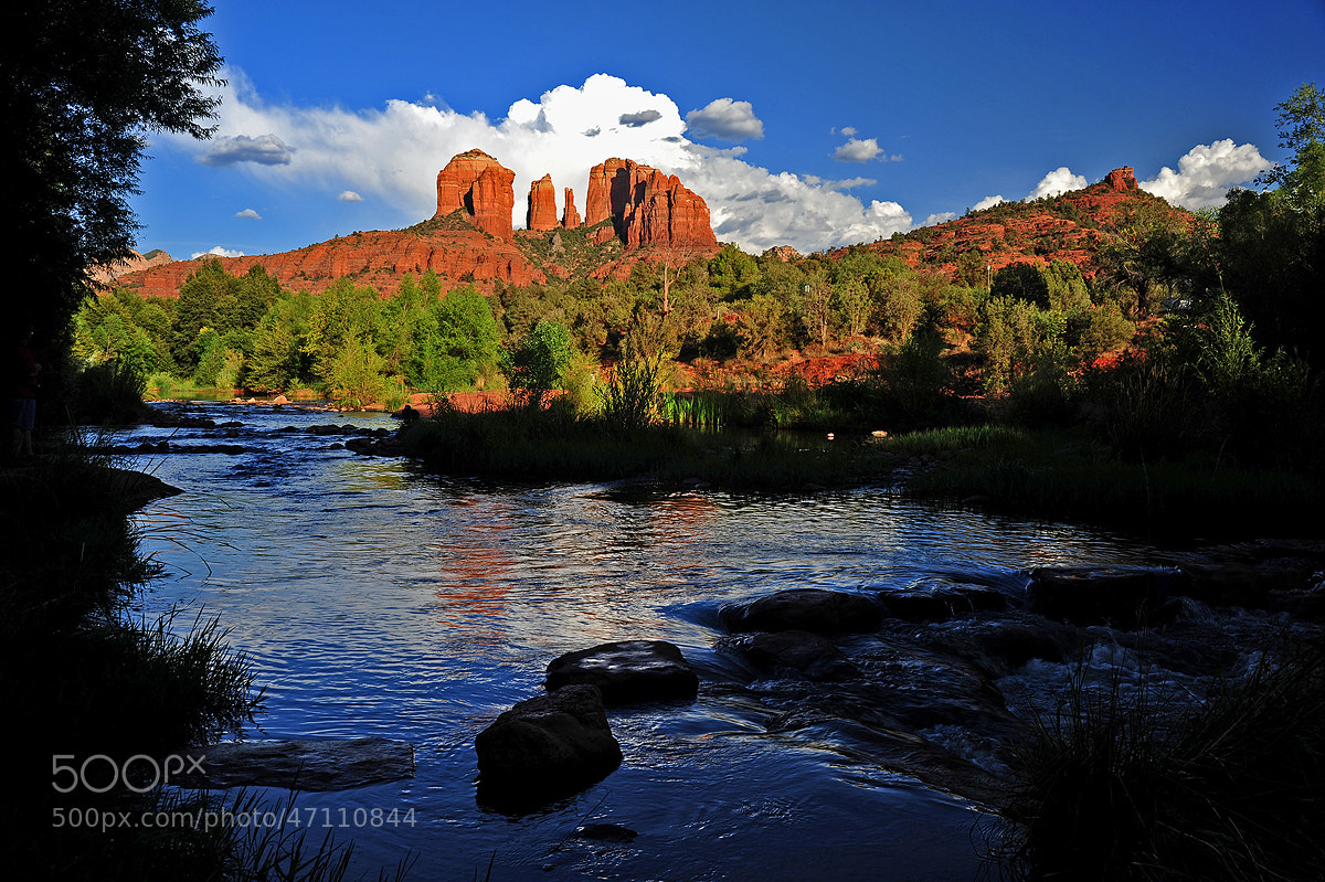 Photograph Sedona by Michael Hubrich on 500px