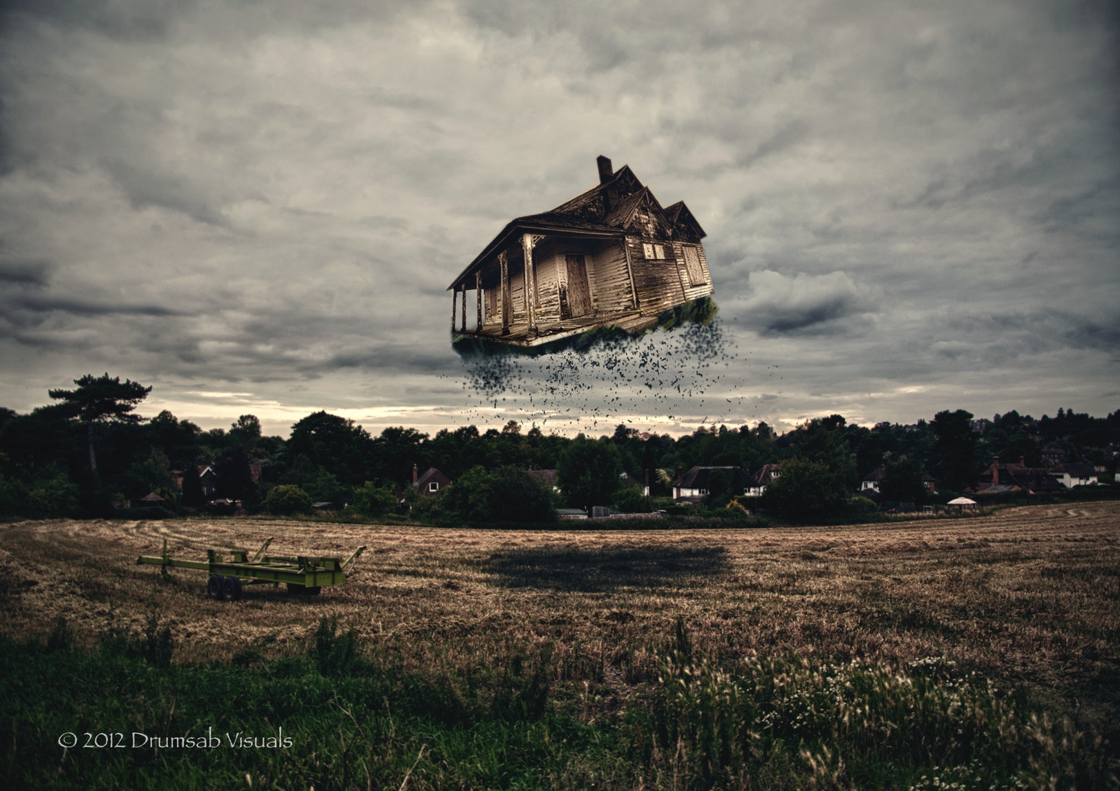 Photograph Flying through the barnyard by Sabine Bosma on 500px