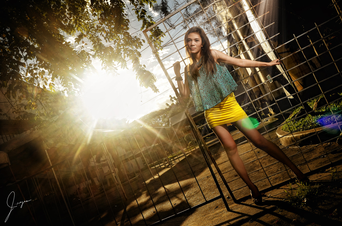 Photograph Melanie by Jed Reyes on 500px