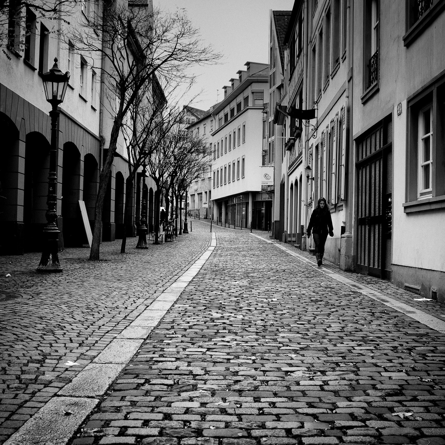 Photograph Walking Girl by Markus Franke on 500px