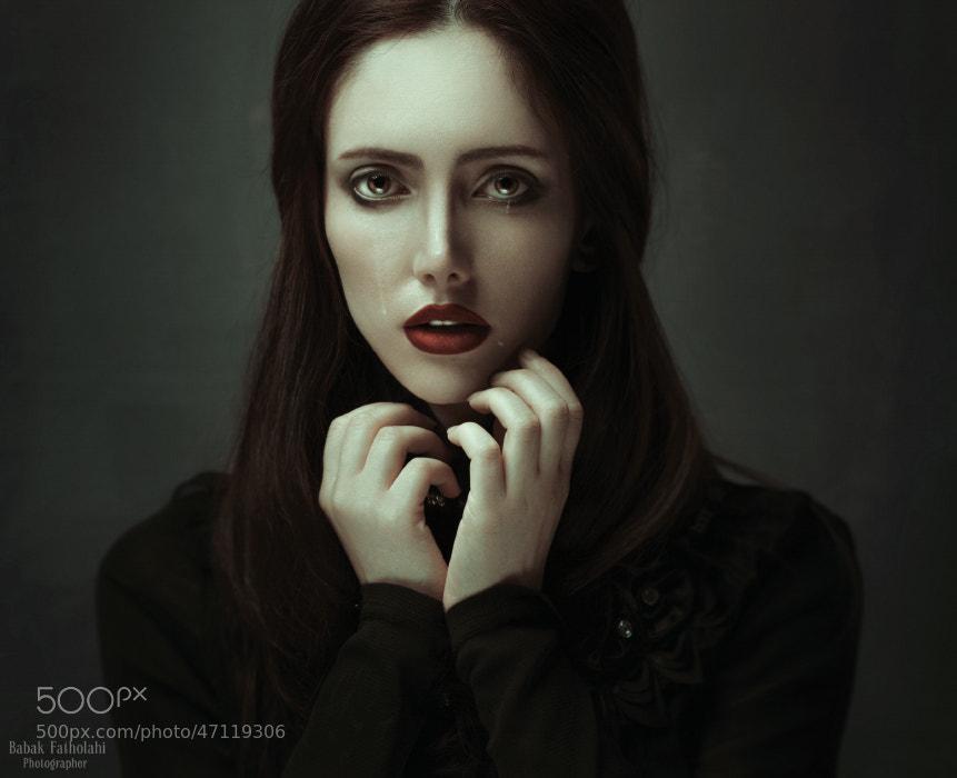 Photograph Read My Lips by Babak Fatholahi on 500px