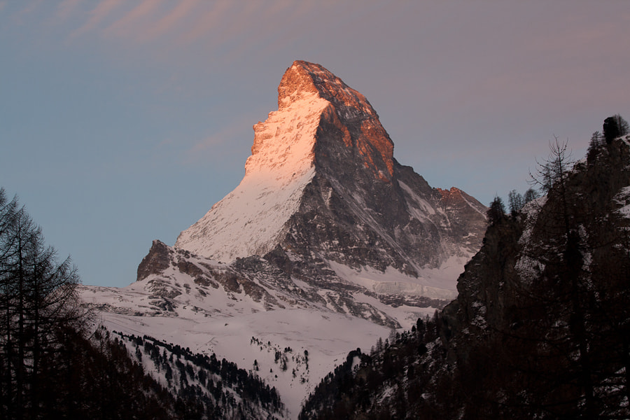 Matterhorn or Cervin in French