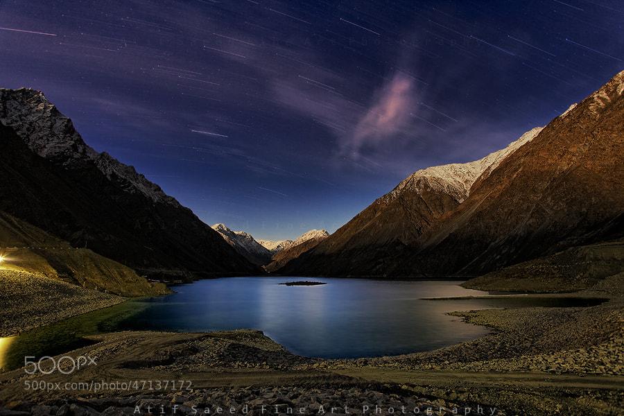 Photograph Satpara Dam.. by Atif Saeed on 500px