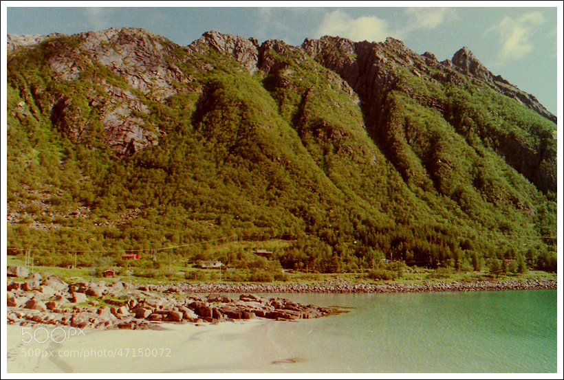 Photograph Beach by Anne Harestad on 500px