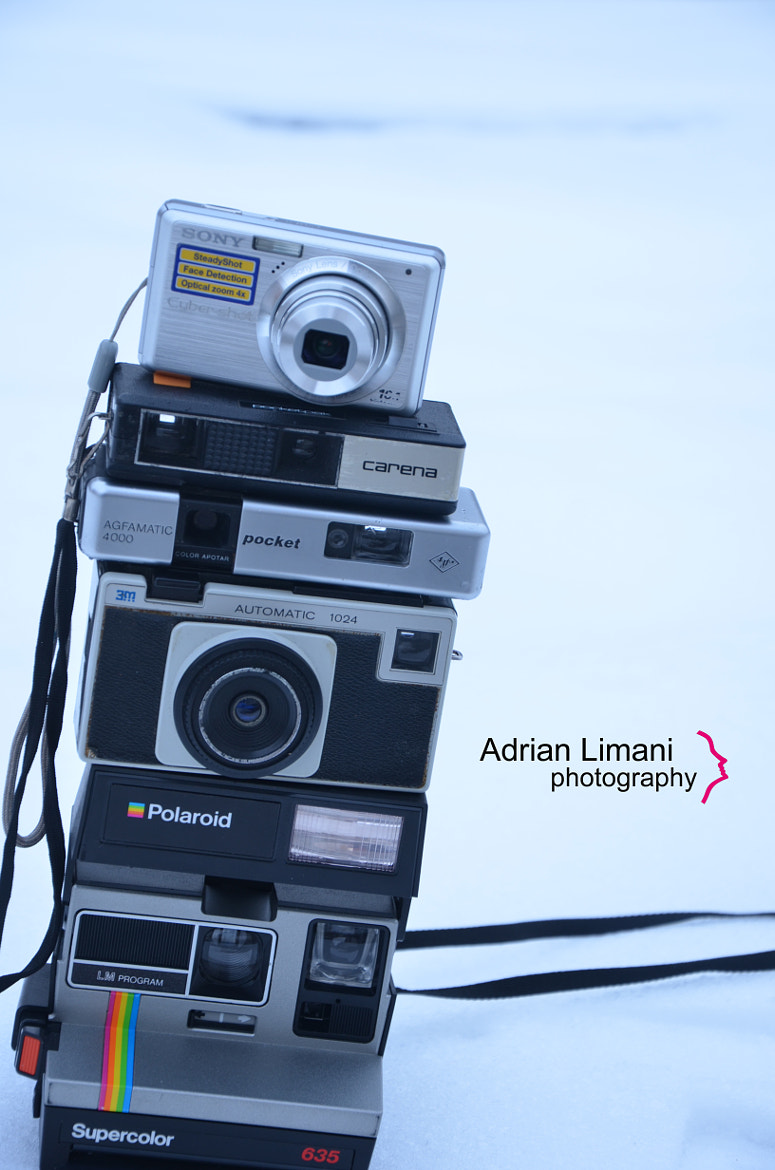 Photograph old cameras by Adrian Limani on 500px