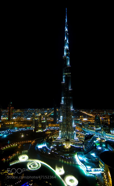 Photograph Downtown Dubai by Arash Khamooshian on 500px