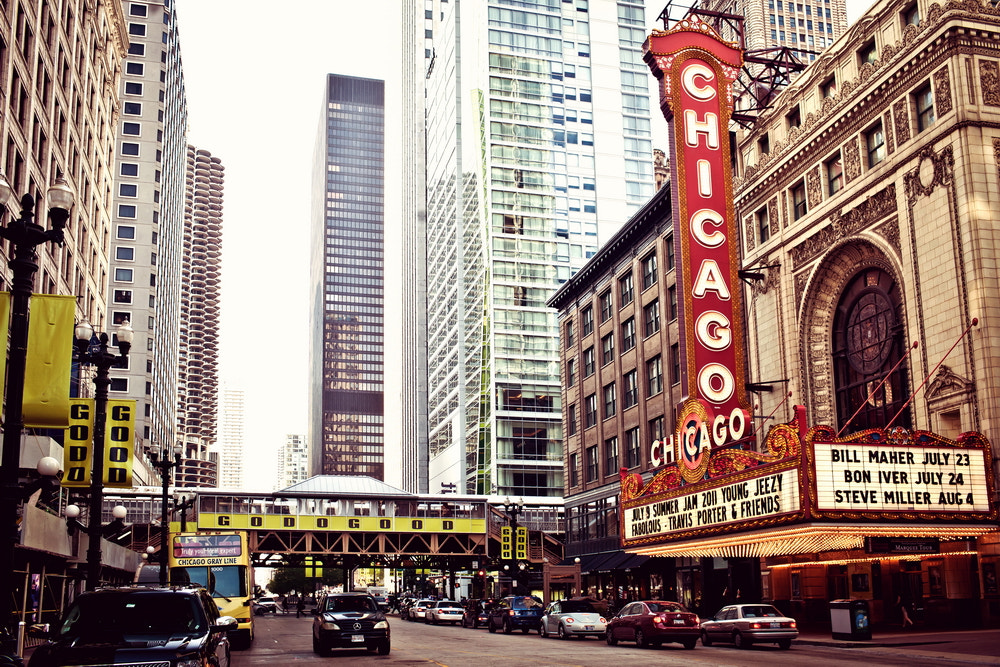 Photograph Chicago by Andrew Bayda on 500px
