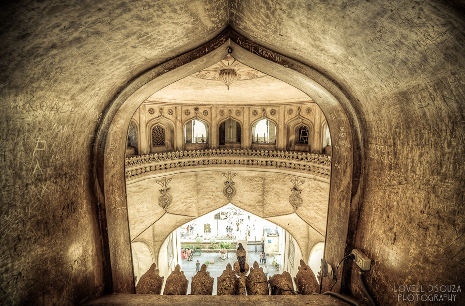 Photograph Charminar by Lovell D'souza on 500px