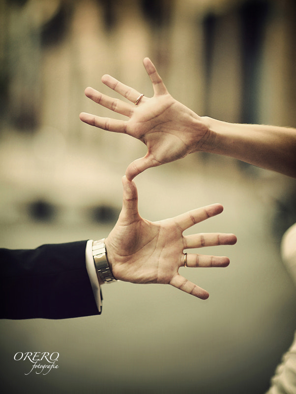 Photograph Wedding hands  by Manuel Orero on 500px