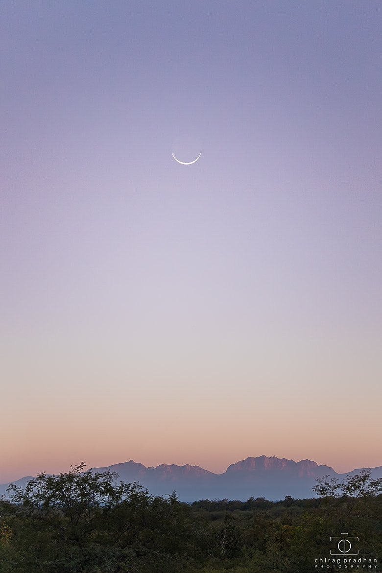 Photograph Moon rise by Chirag Pradhan on 500px