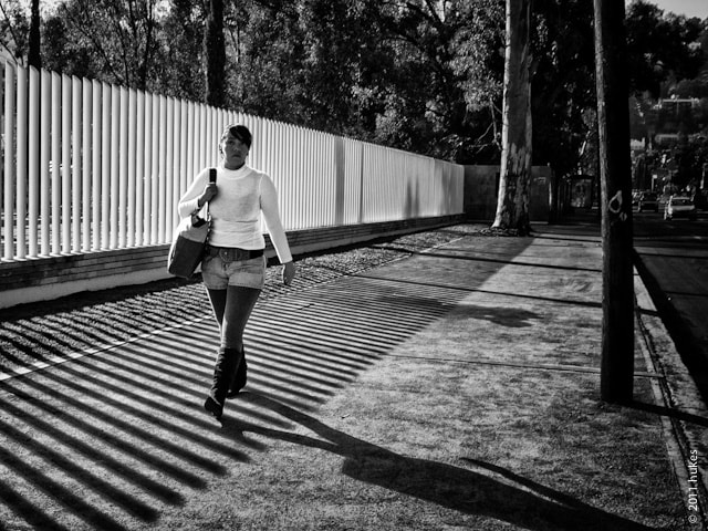 Photograph Shadow walking by hukes . on 500px