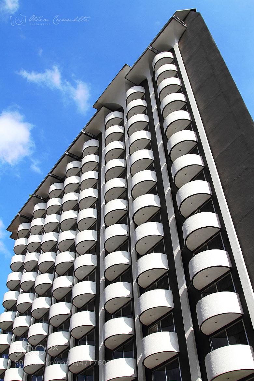 Photograph Hotel in Zona Rosa - Mexico City by Ollin Cuauhtli Evaristo on 500px