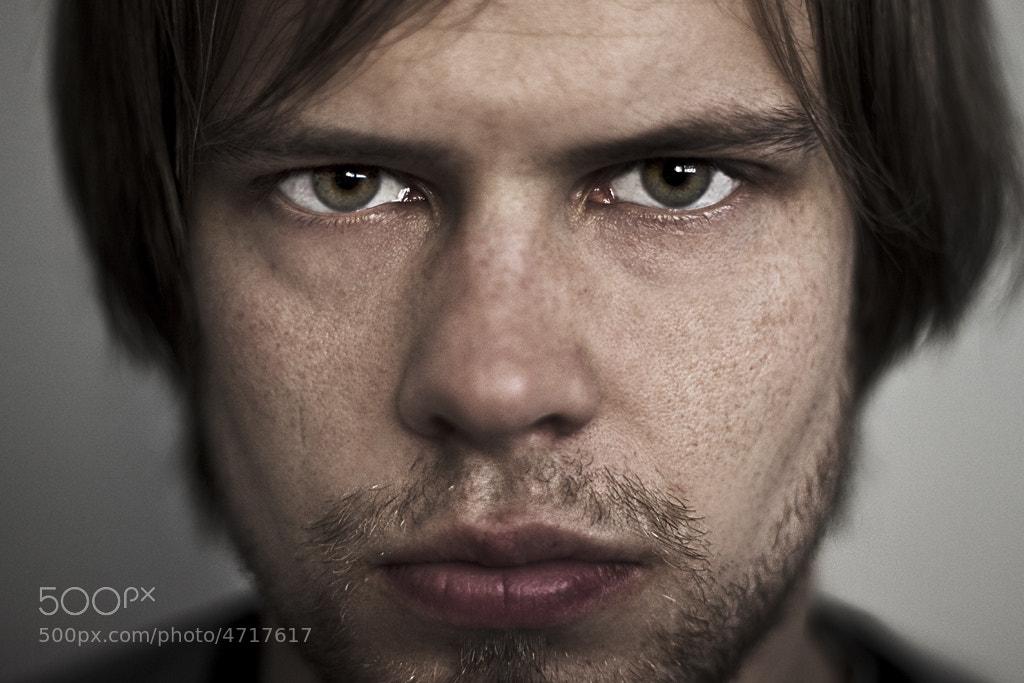 Photograph Portrait by Daniel Hofmann on 500px