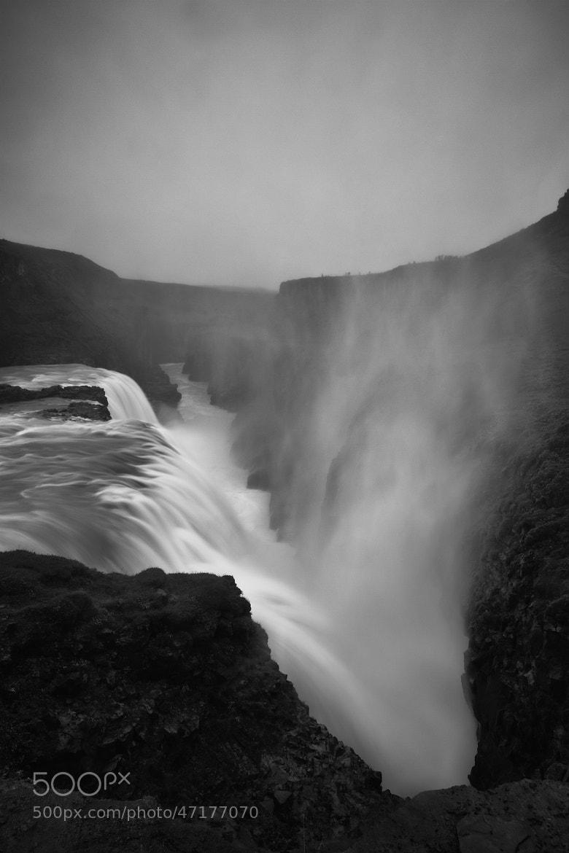 Photograph Gullfoss (Falls) by Martin Bailey on 500px